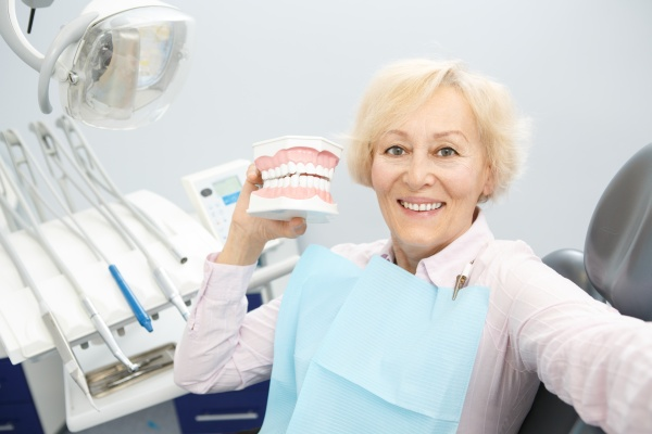Are There Dental Treatments For Worn Teeth?