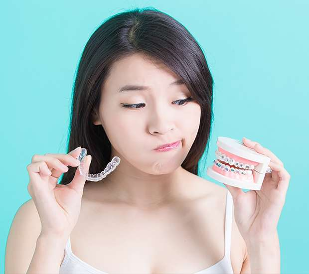 Pleasant Grove Which is Better Invisalign or Braces